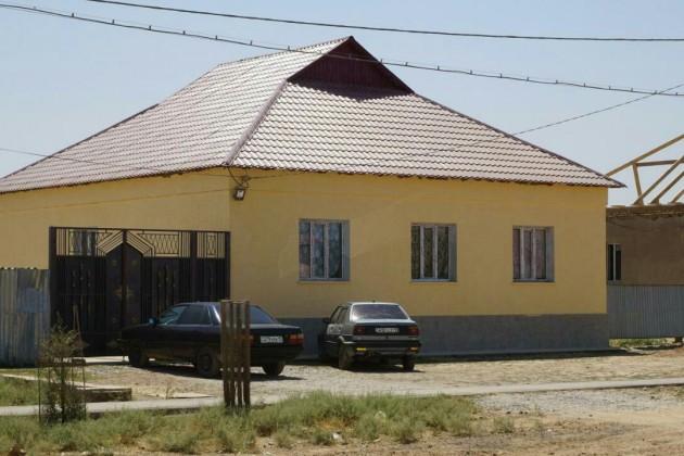 В Арысе снесли и возводят заново 155 домов