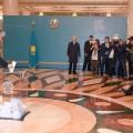 Касым-Жомарт Токаев проголосовал на выборах
