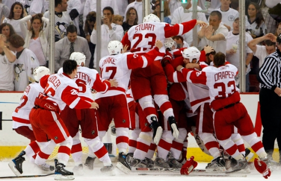 В НХЛ сыграны очередные матчи серии плей-офф