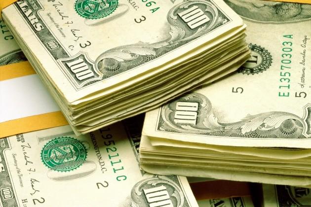 Долларов в банках достаточно
