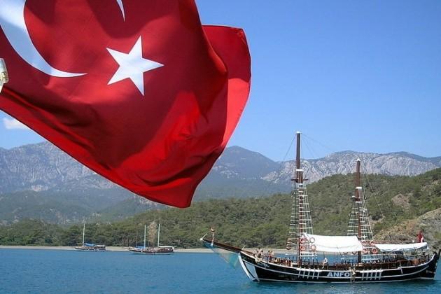 В 2012 году туристы предпочли Турцию