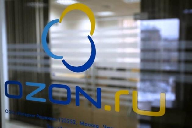 Ozon отложил запуск сервиса доставки из ресторанов