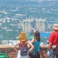 Затри месяца Алматы посетили более 130тысяч иностранных туристов