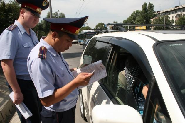 Упразднить бюрократию в дорожной полиции