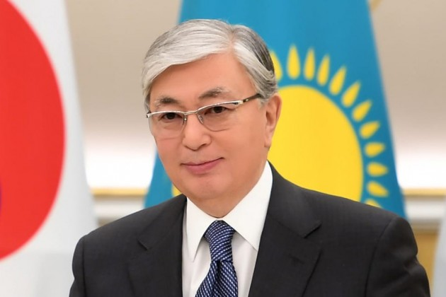 Касым-Жомарт Токаев поздравил Президентов Кыргызстана и Узбекистана