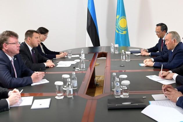 Казахстан иЭстония будут развивать инновационные технологии