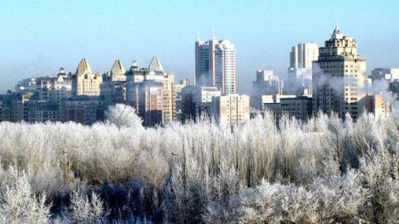 Рэнкинг городов и областей Казахстана