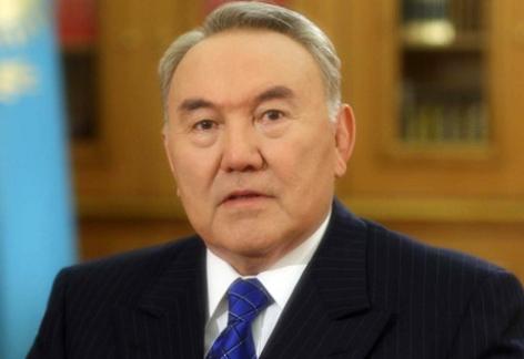 Нурсултан Назарбаев встретился с главой ВТБ