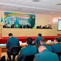 Министр обороны РК провел выездную коллегию