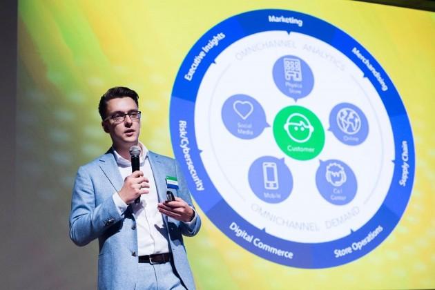 Новые технологии вретейле: курс наперсональный клиентский опыт