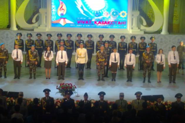 В Астане пройдет Фестиваль военно-патриотической песни