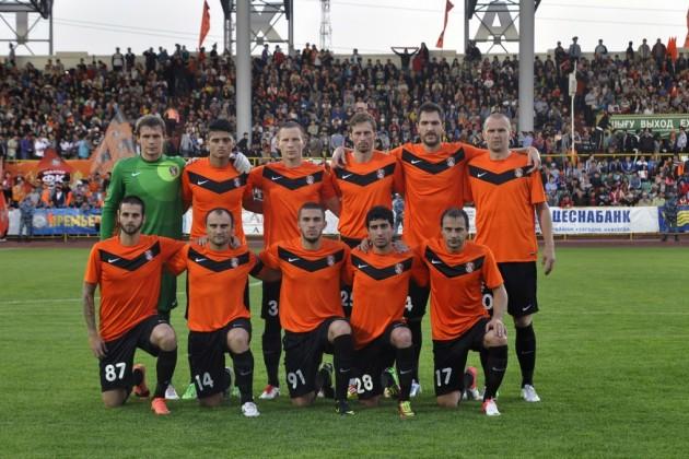 Букмекеры верят в успех «Шахтера» в матче со «Скендербеу»