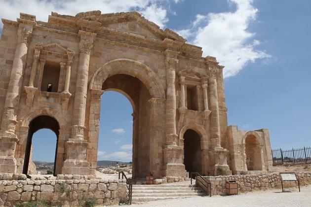 Иордания – место, где вершилась история