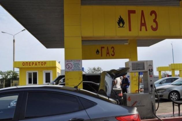 В Актау вновь поднялись цены на сжиженный газ