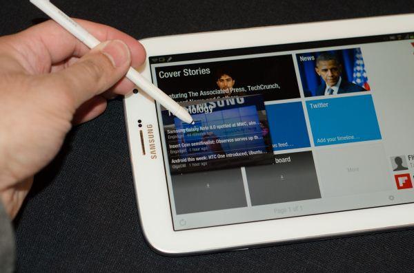 Samsung выпустит четыре версии гигантского смартфона