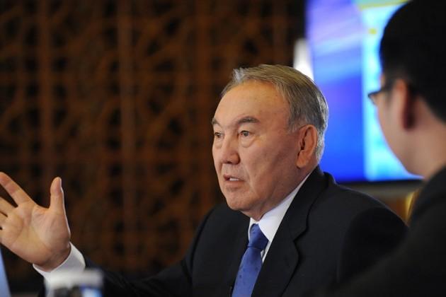 Назарбаев отметил схожесть культур РК и Китая