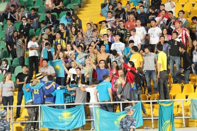 Сборные ветеранов футбола Казахстана и Германии проведут матч в Алматы