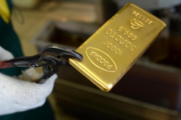Золотовалютные резервы России скоро превысят $500 млрд