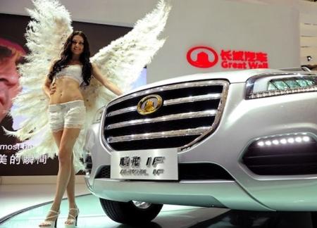 «Птичий грипп» угрожает Шанхайскому автошоу