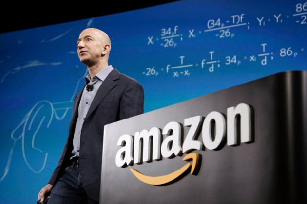 Глава Amazon лишился более $3 млрд за час