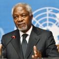 Ушел изжизни бывший генсек ООН Кофи Аннан