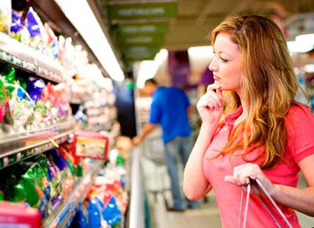 Доверие потребителей во Франции резко упало
