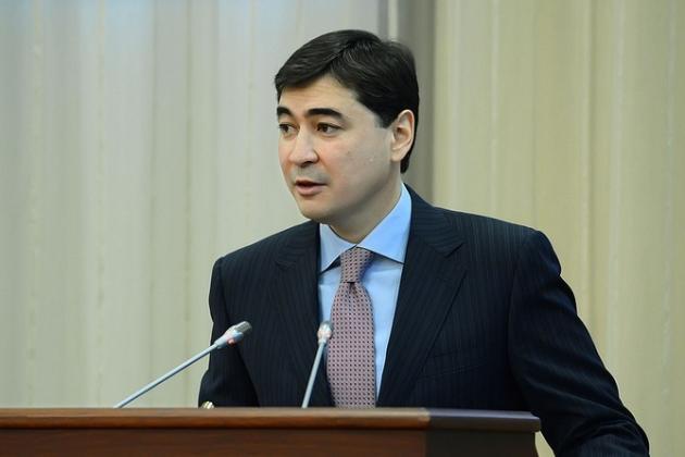 Суд снял арест с 5-комнатной квартиры экс-главы АРЕМ Оспанова