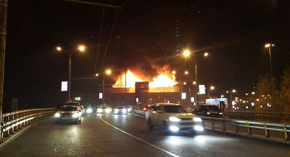 ДЧС: Пожар вAlmaty Towers забрал жизни 6 человек