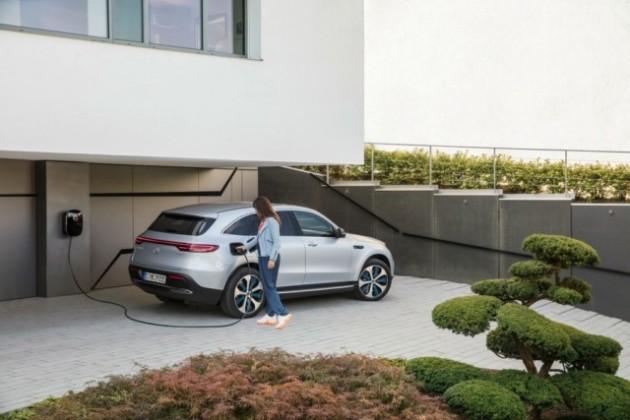 Mercedes-Benz представила конкурента Tesla