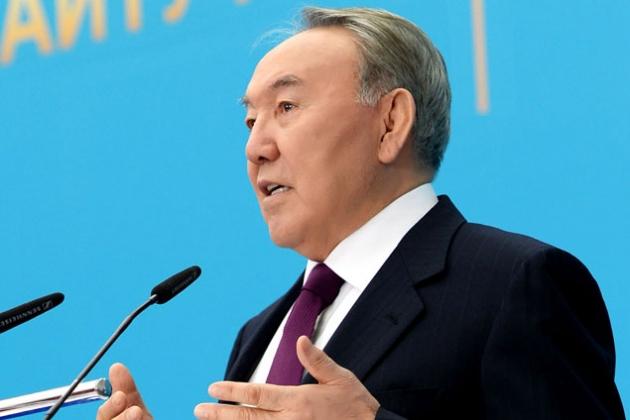 Нурсултан Назарбаев: Мы не дадим подорвать мир и стабильность