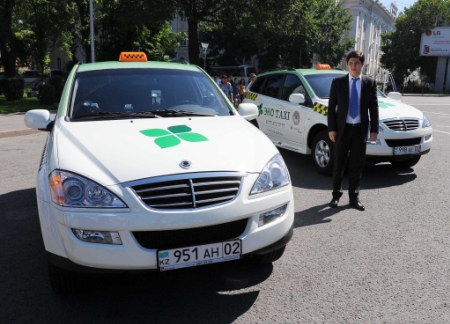 Муниципальное такси уже осенью