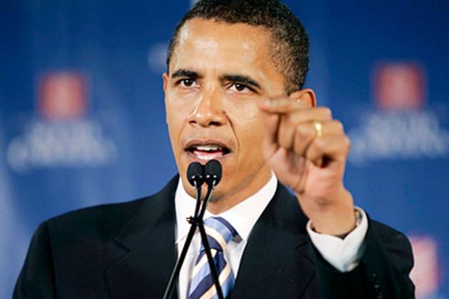 Барак Обама урезал себе зарплату