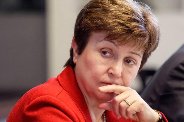Новым главой МВФ стала Кристалина Георгиева