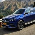 Mercedes-Benz GLE: богатый внутренний мир
