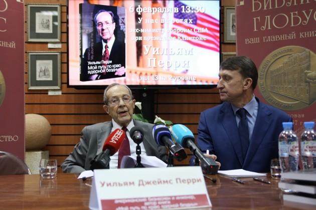Уильям Перри: Нурсултан Назарбаев— лидер вделе ядерного разоружения