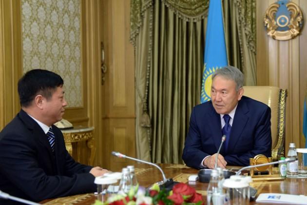 В Акорде обсудили предстоящий визит Си Цзиньпина