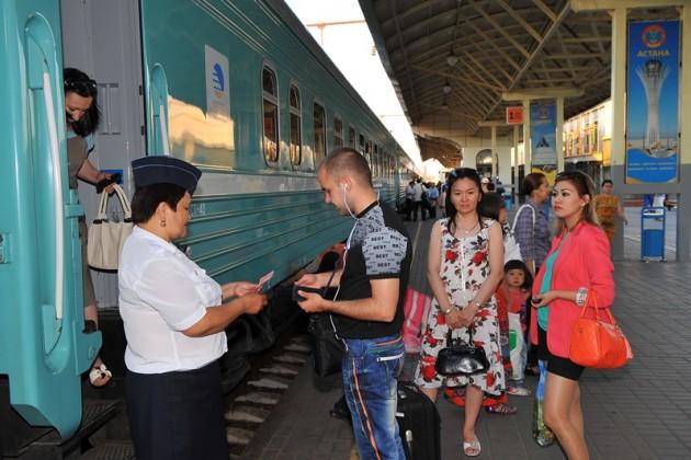 Новые вагоны приобретет Казахстан до конца года