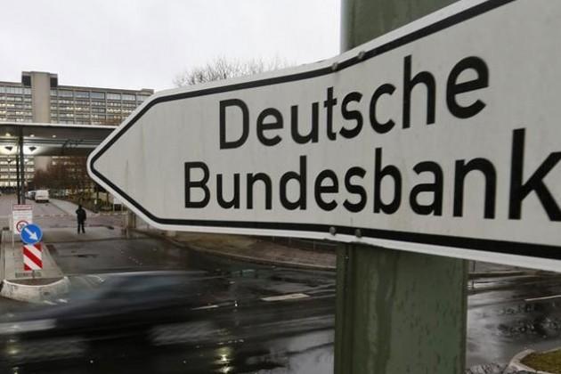 Германия  активно возвращает золото из зарубежных хранилищ