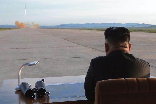 США выступили против ракетных запусков КНДР