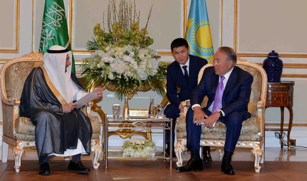 Генеральный секретарь ОИС поздравил Назарбаева с25-летием Независимости Казахстана