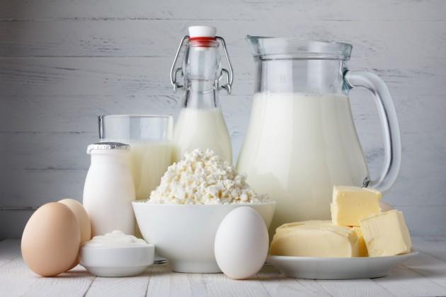 Выпуск молока исливок вырос загод почти на10%