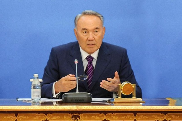 Нурсултан Назарбаев: Этоже позор!