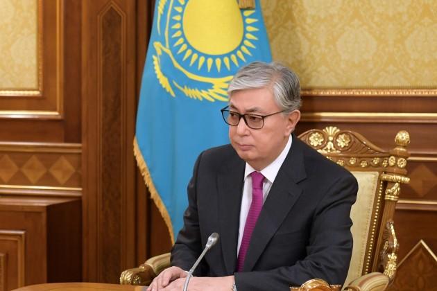 Президент встретился с главами Верховного суда и антикоррупционного агентства