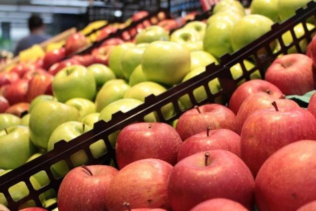 МСХ снял запрет на ввоз картофеля и яблок из Кыргызстана