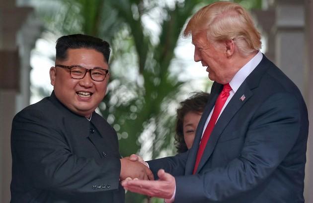Ким Чен Ын: Унас была историческая встреча
