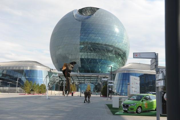 Наследие ЭКСПО: туристическую зону посетили 18тысяч человек