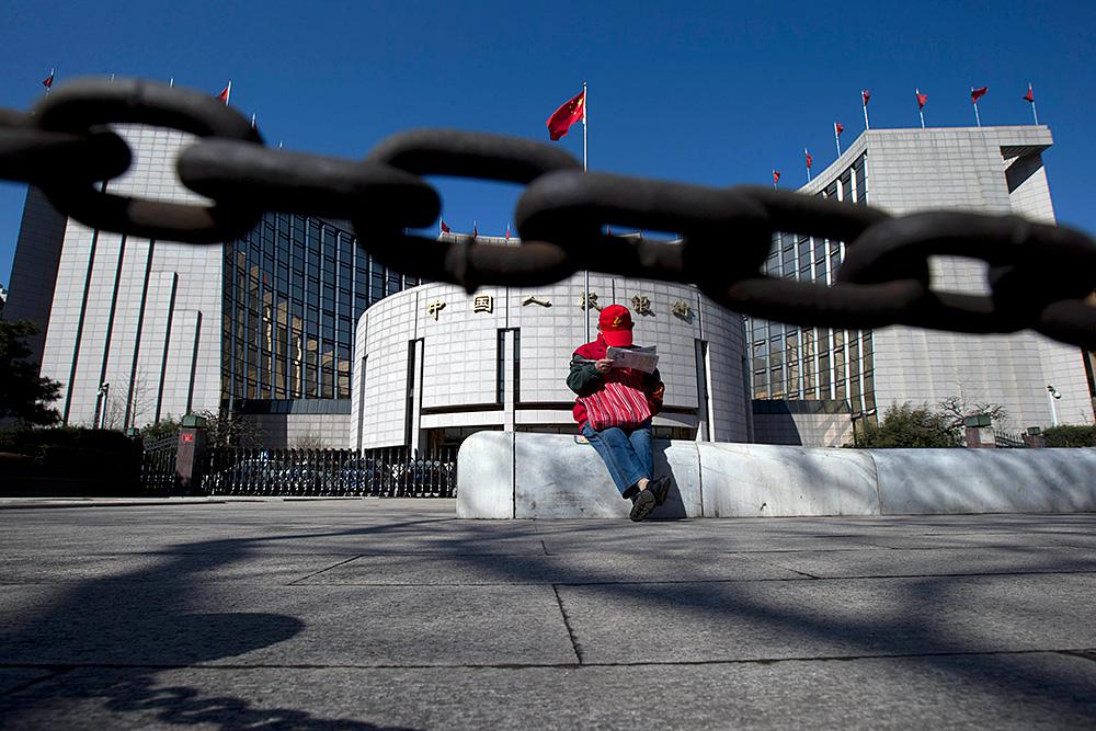 BIS: в«Поднебесной» может разразиться банковский кризис