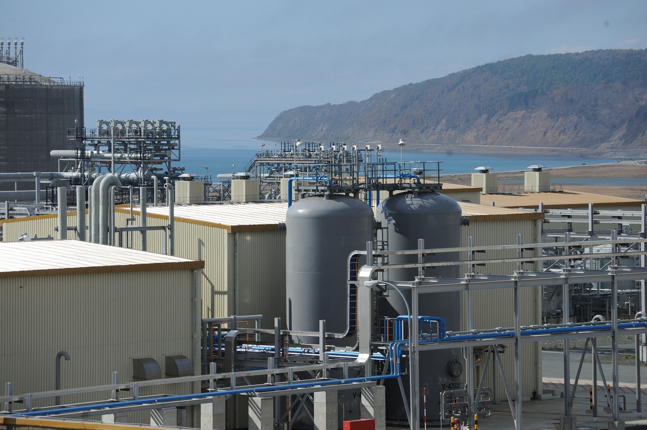 В Томской области появится завод для сжижения природного газа