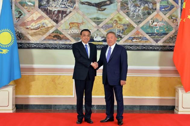 Китай выступает вкачестве основного инвестора Казахстана