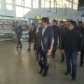 Бауыржан Байбек проинспектировал аэропорт Алматы